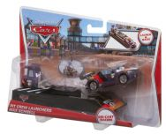 Disney Pixar Cars Pit Crew Launchers - Max Schnell